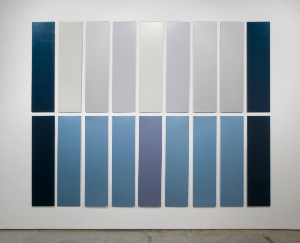Untitled (aluminum-module), 1974/2010