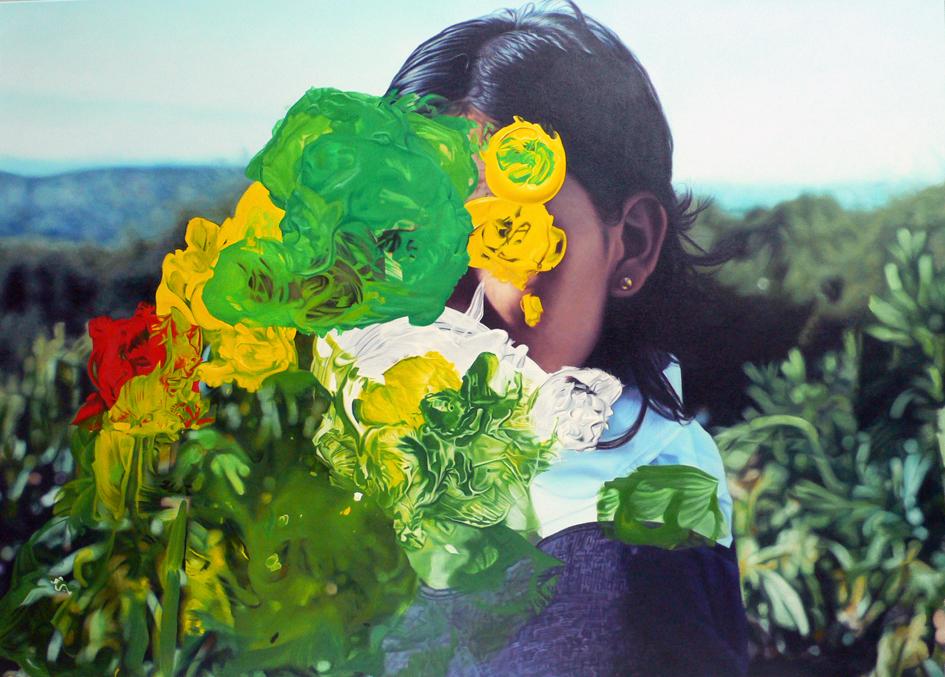 Eduardo Sarabia, Happy, 2011