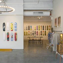MAKE Skateboards_Installation 9